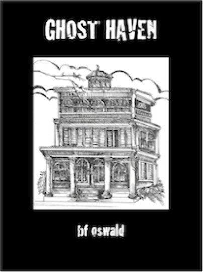 Book Ghost Haven by BF Oswald