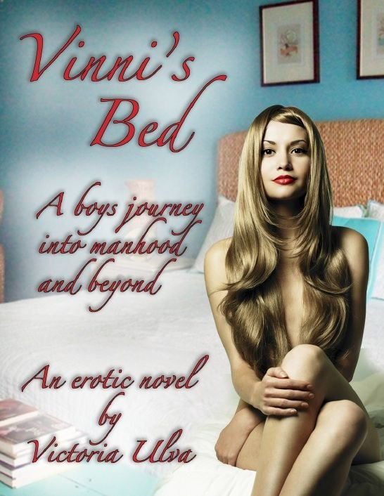 novel vinni's bed